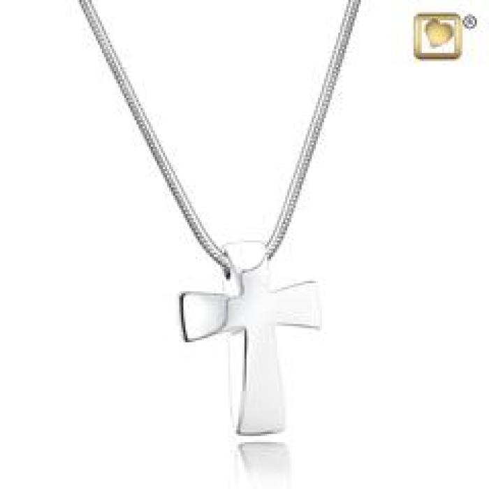 Pendant - Plain Cross Silver Jewelry
