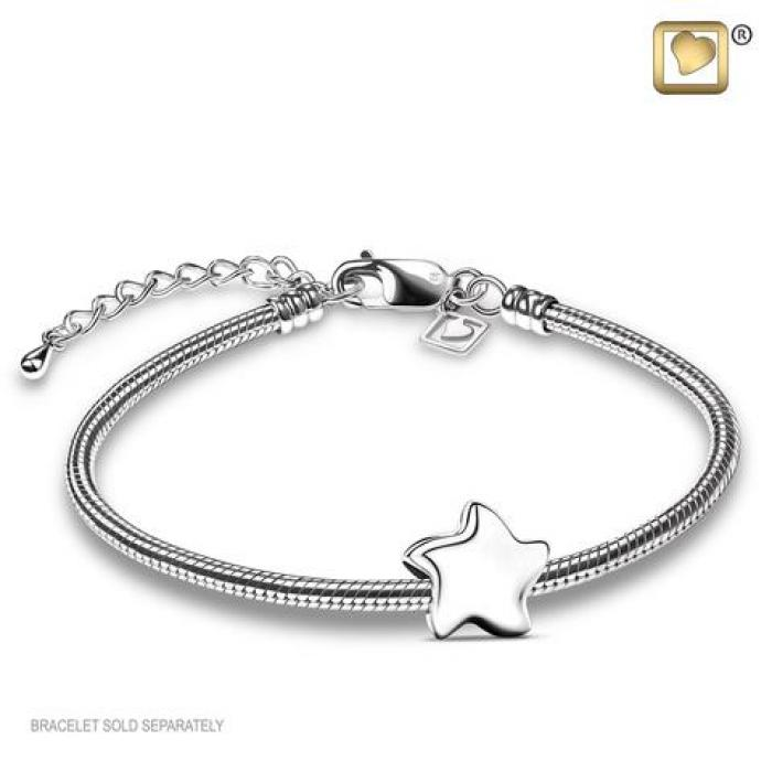 Bead - Angelic Star Silver Jewelry