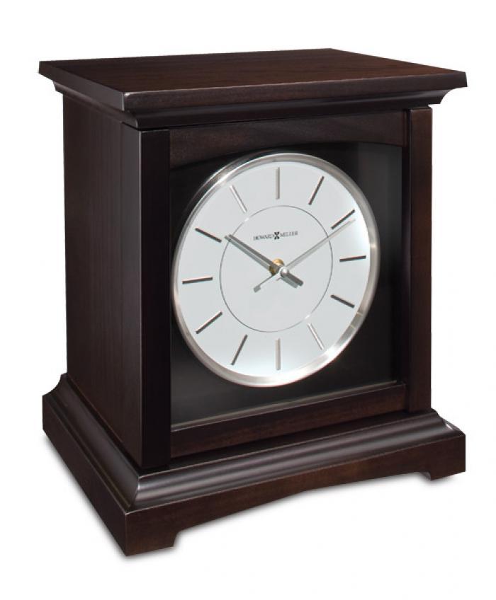 Cocoa Memorial Clock Urn Wooden Urns