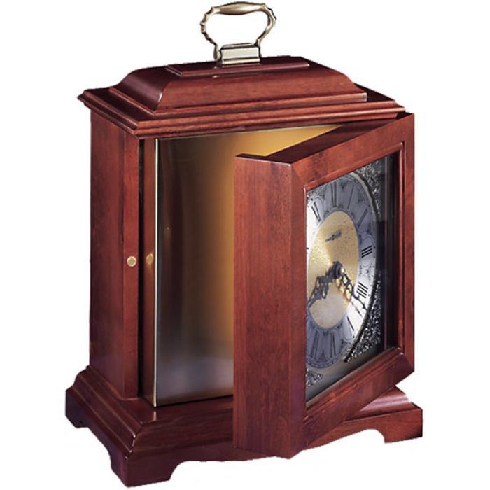 Continuum Cherry Clock Urn Wooden Urns
