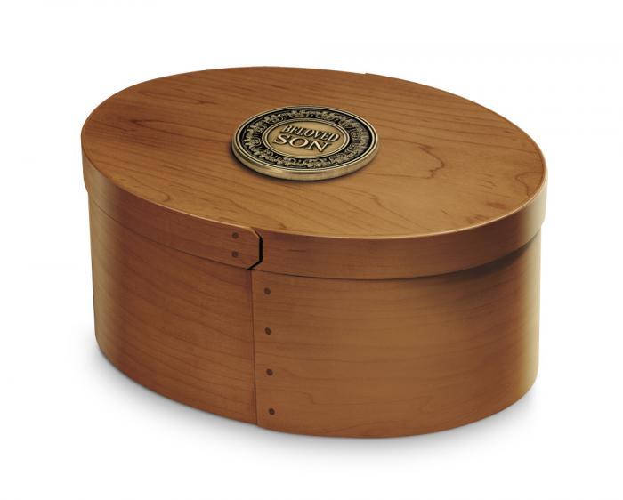 Whittaker Hardwood Keepsake Wooden Urns