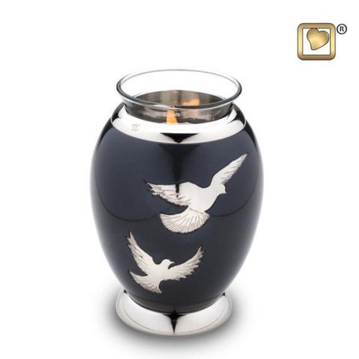 Nirvana Adieu Tea Light Keepsake Urns