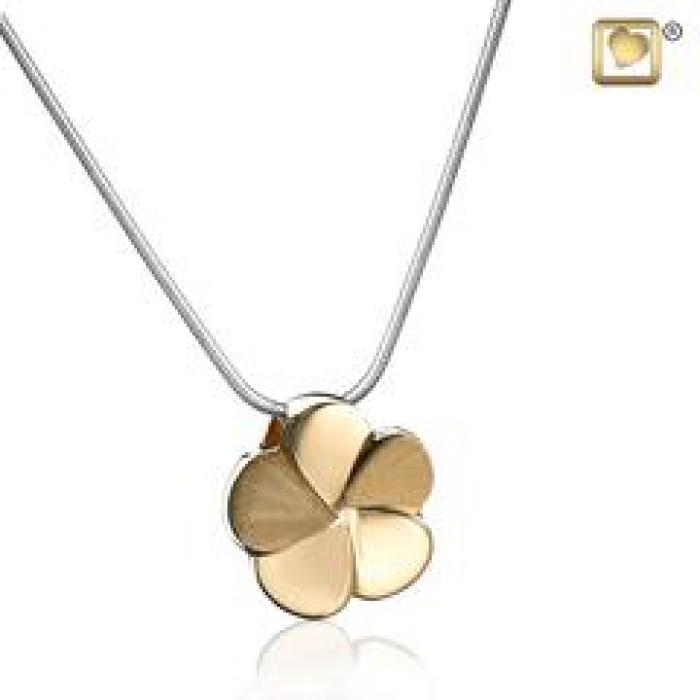 Pendant - Bloom Gold Vermeil Jewelry