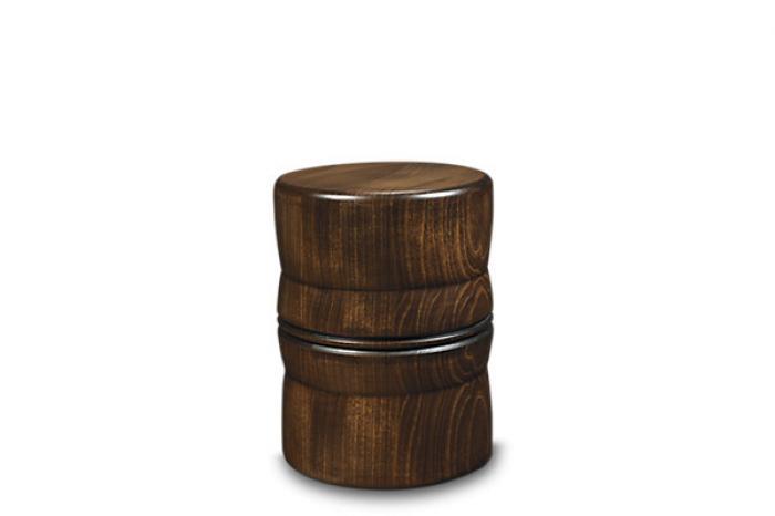 Townsley Hardwood Urn Wooden Urns