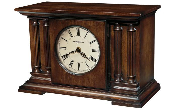 Aldin Companion Clock Urn Wooden Urns