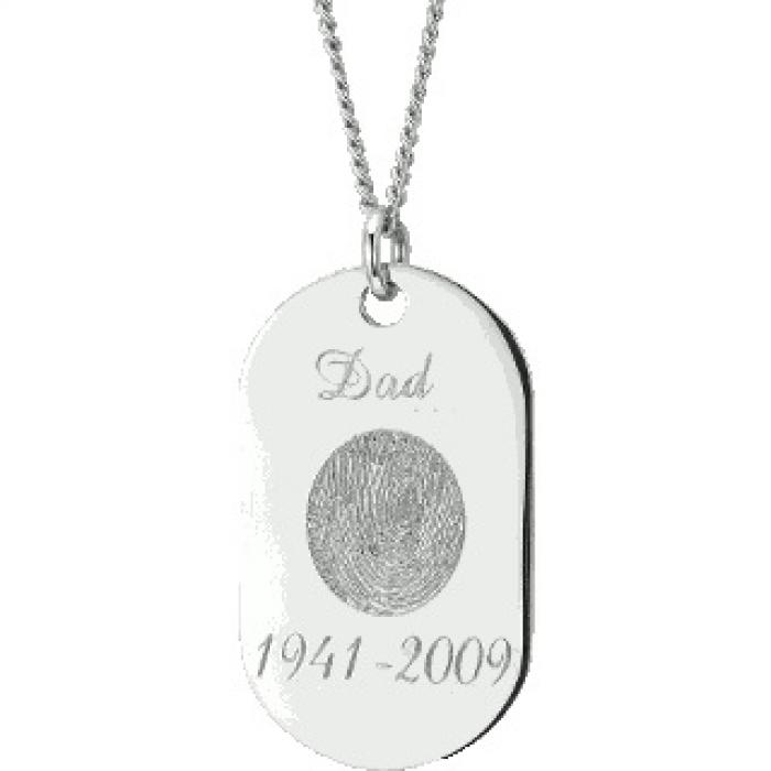 Memory Tag Keepsake (Urn) Jewelry