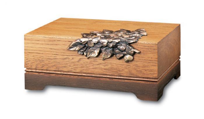 Dogwood Oak Urn Wooden Urns