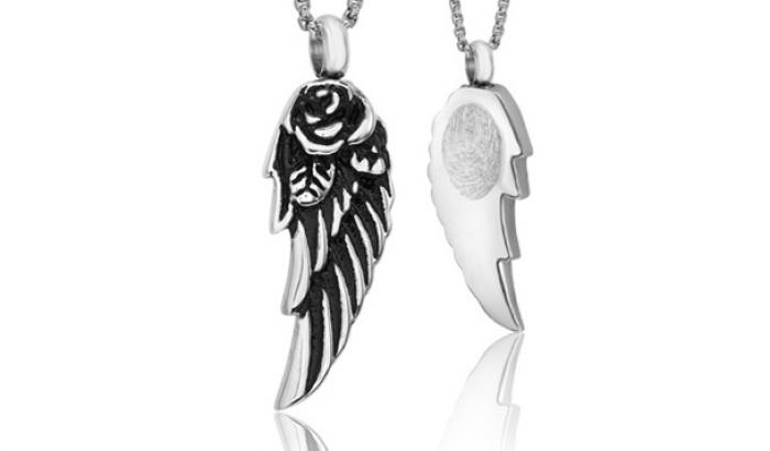 Simply Remembered - Angel Wing Jewelry