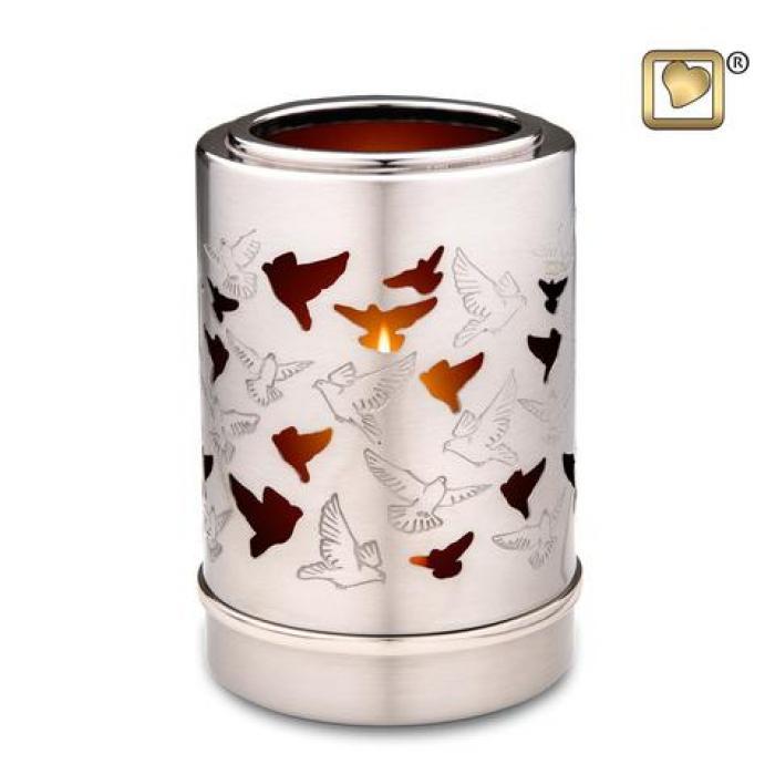 Tea Light - Reflections of the Soul  Keepsake Urns