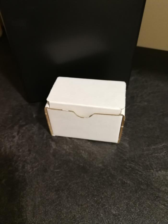 Cardboard Urn - Small/Keepsake  Keepsake Urns