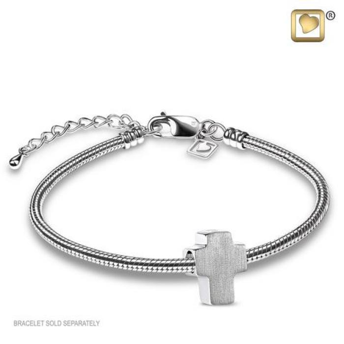 Bead - Cross Silver Jewelry
